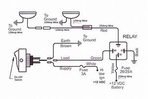 D'max Fog Light Wiring Diagram