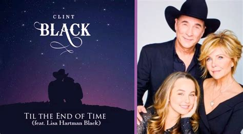 clint black lisa hartman black share brand  duet