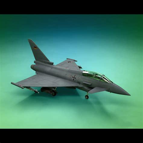 Eurofighter Typhoon German Version Max