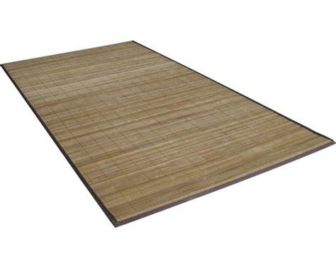 tapis en bambou nature 80 x 150 cm acheter sur hornbach ch