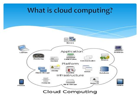 cloud definition overview of cloud computing