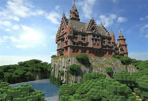 building  minecraft castle maps  android apk