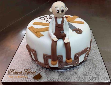 torta de carpintero pasteles  tortas de cumpleanos