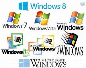 All Windows Os Logos Gallery - Diagram Writing Sample ...