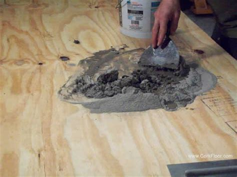 Globus Cork   Video Instructions Sub Floor Prep   Colored