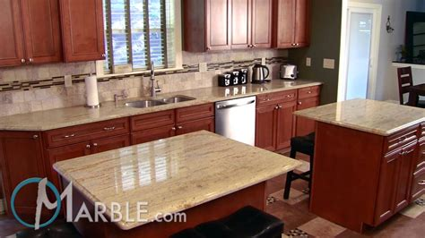 two kitchen islands ivory gold granite kitchen countertops marble com