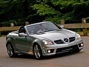 Mercedes 55 Amg : mercedes benz slk 55 amg r171 2008 2009 2010 2011 autoevolution ~ Medecine-chirurgie-esthetiques.com Avis de Voitures