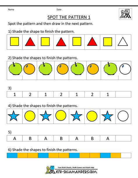 kindergarten  worksheets chapter  worksheet mogenk