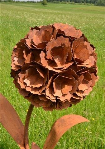 Gartendeko Edelrost by Pusteblume Liebevolle Gartendeko 187 Edelrostshop