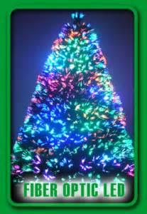 7 Ft Fiber Optic Christmas Tree Sale by Ledtrees Artificial Christmas Tree Clearance Sale