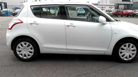 New Model Suzuki Swift White Walkaround