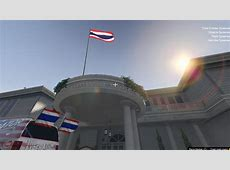 Cambodia & Thailand Flags GTA5Modscom