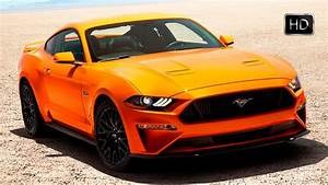 2018 Ford Mustang V8 GT with Performance Package Design & Road Drive HD - YouTube