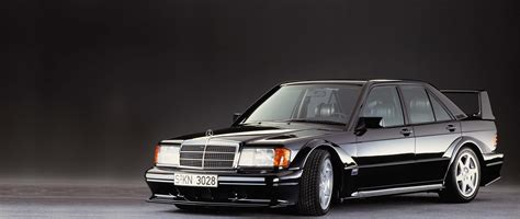 Mercedes 190e Evo 2 Wallpaper by 25 Jahre Mercedes 190 E 2 5 16 Evolution Ii