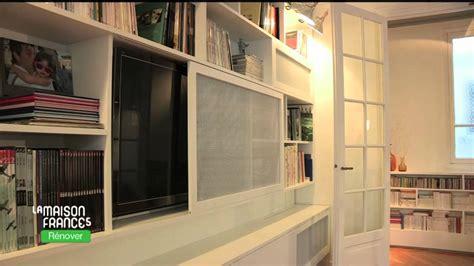 la maison 5 rénovation appartement haussmannien