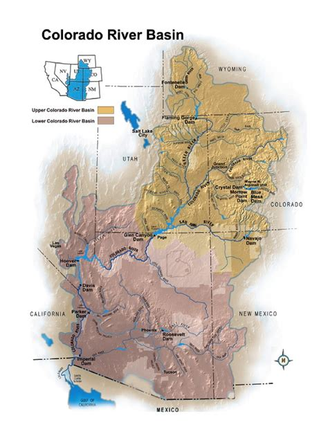 federal bureau of reclamation high low bad lake mead elevations 1999 2009