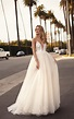 Sheer Perfection: BERTA's 2019 'City of Angels' Wedding ...
