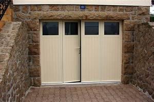 baie vitree pour porte de garage brico depot automobile With porte de garage coulissante brico depot