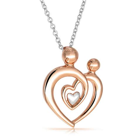 Rose Gold Vermeil Mother Child Heart Pendant Necklace. White Diamond Stud Earrings. Best Jewelry. Dance Earrings. Gents Gold Rings. Jared Wedding Rings. Victoria Engagement Rings. Platinum Bands. Sunrise Watches