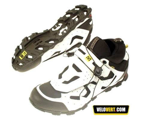 chaussure alpine xl mavic bikesumo