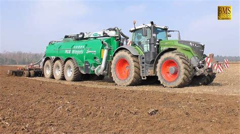 fendt  vario traktor samson guellewagen pg  volmer