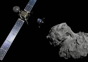 Philae Probe Transmits Data From Comet 317 Million Miles ...