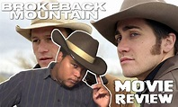 Brokeback Mountain Movie Review - YouTube