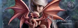 Anne Stokes - Dragonkin DKASWH001