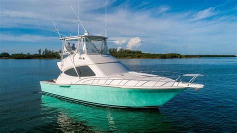 2008 Bertram 410 Convertible Boat for sale - YachtWorld