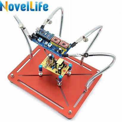 Soldering Aid Tool Helping Hands Third Board