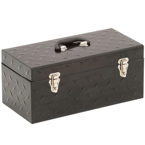 storage organizer husky 20 in tread plate steel tool box tb 520 the