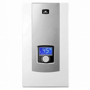 Durchlauferhitzer Elektronisch 18 Kw : durchlauferhitzer elektronisch ppe2 18 21 24 kw mit lcd ~ Watch28wear.com Haus und Dekorationen