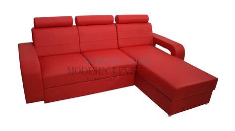 red sectional sleeper red leather sleeper sofa smalltowndjs com