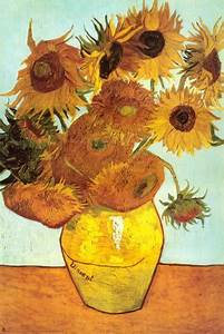 Sunflowers, c.1888 Art Print by Vincent van Gogh | Art.com