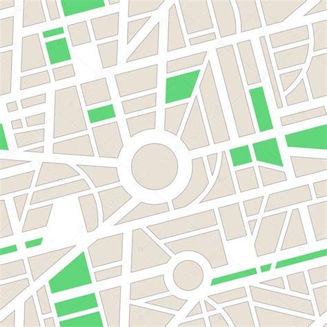 mapa da cidade de minima  gps vetor de stock