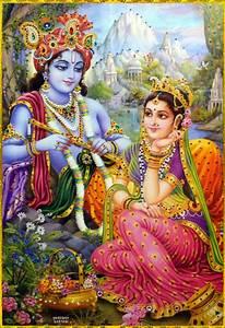 Radha Krishna Pictures Mobile Wallpaper   Hindu Devotional ...  Krishna