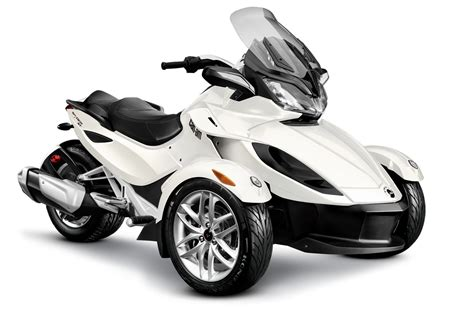 2014 Can-am Spyder Quick Ride