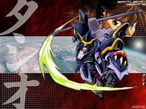 Gundam Wing Deathscythe Wallpaper - WallpaperSafari