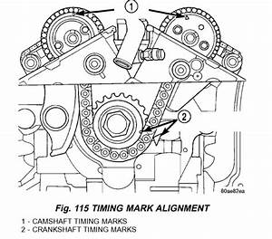 Problem With Correct Camshaft Timing Procedure For 2 7 Engine