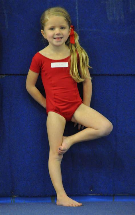 Living For Garrett Girls Gymnastics Show