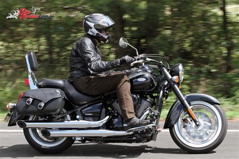 Review Kawasaki Vulcan by Test Kawasaki Vulcan 900 Classic Bike Review