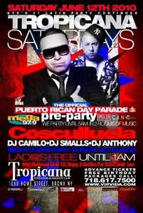 Club Event Flyer Templates Ra Official Puerto Day Parade Pre Party At