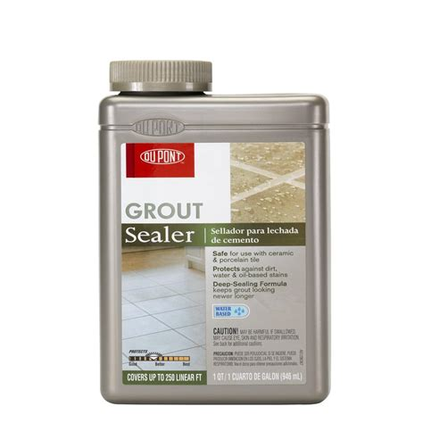 dupont stonetech grout sealer shop dupont grout cleaner at lowes com