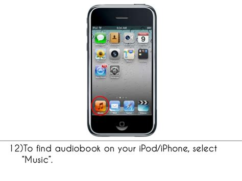 to find audiobooks on iphone wma eaudio to an ipod or iphone