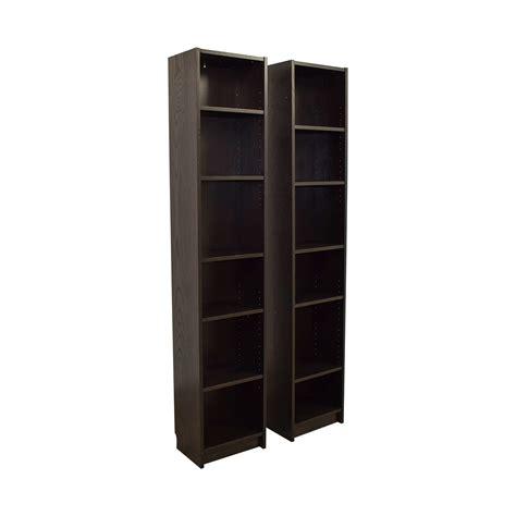 Narrow Billy Bookcase by 50 Ikea Ikea Billy Narrow Bookcase Storage