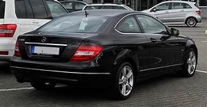 Mercedes 93 : file mercedes benz c 180 blueefficiency coup c 204 heckansicht 1 10 juli 2011 velbert ~ Gottalentnigeria.com Avis de Voitures
