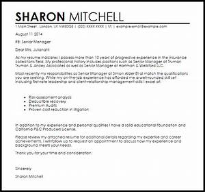 executive management cover letter sample images download With cover letter for a senior management position