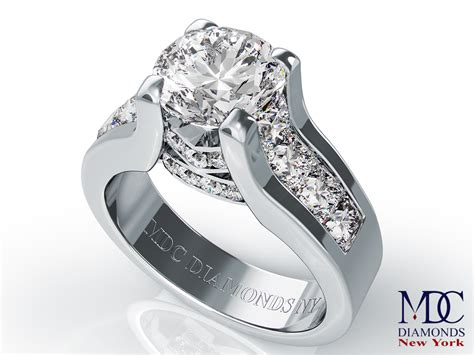 the most beautiful wedding rings modern engagement and