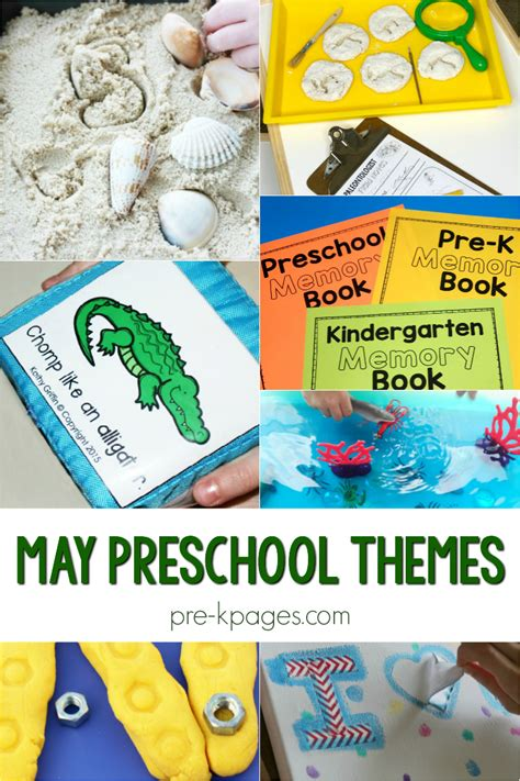 may preschool themes pre k pages 478 | may curriculum themes for preschool