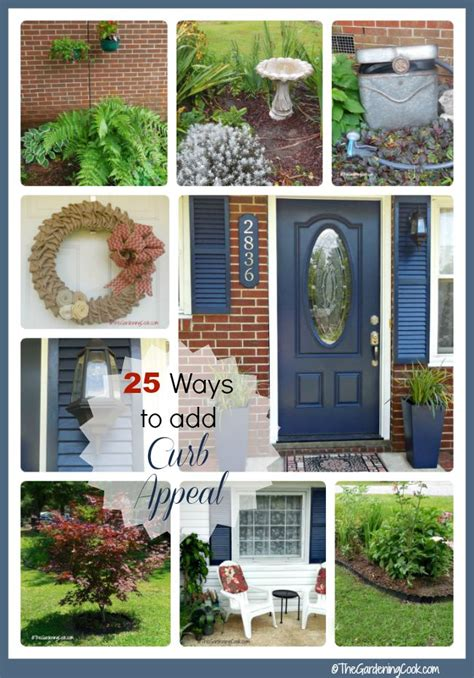 Create Curb Appeal Using These 22 Tips  The Gardening Cook